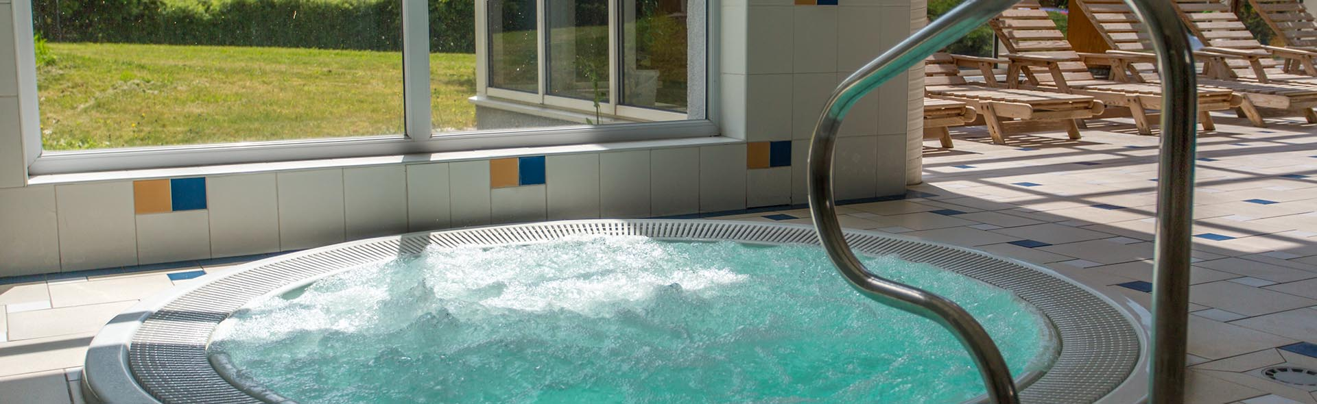 Bazény a vířivky